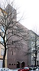 Berlin-Charlottenburg, the church Saint Thomas Aquinas.JPG