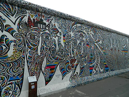 East Side Gallery - Wikipedia