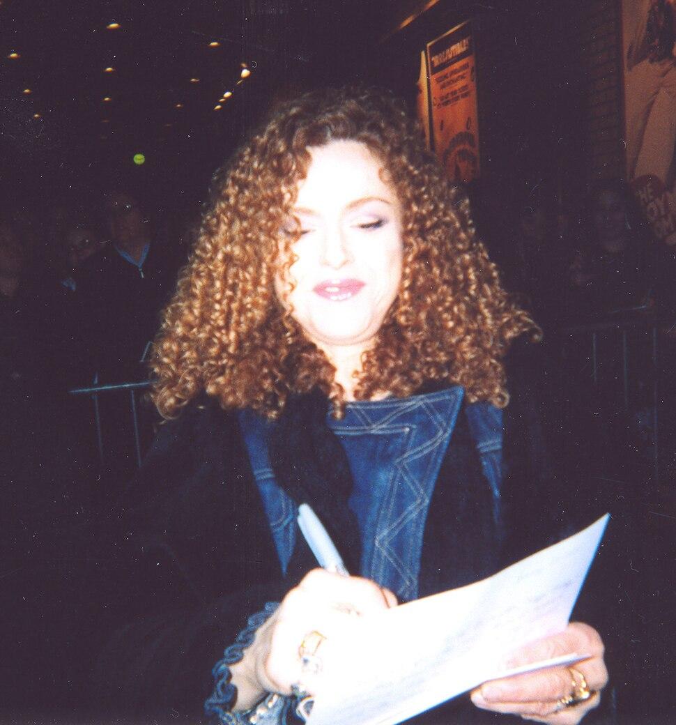 Bernadette Peters 2004