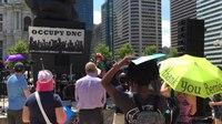 File:Bernie Sanders Supporters Rally Near Democratic Convention.webm