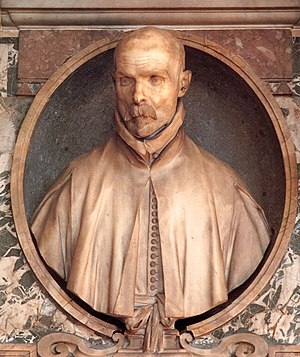 Bust of Monsignor Pedro de Foix Montoya - Image: Bernini, ritratto di Pedro de Foix Montoya