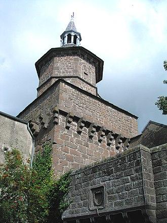 Besse-et-Saint-Anastaise - Beffroy