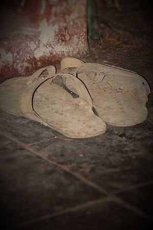 Betal - Betal Chappals at Poinguinim,Goa