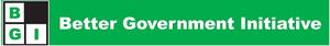 Better Government Initiative - Image: Bgi logo 3