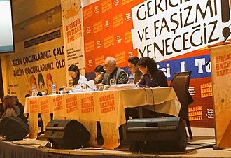 United June Movement - First meeting of Assembly of Turkey, 27-28 December 2014, Ankara.