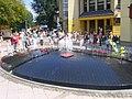 Bielsko-Biała, 11 Listopada, fontanna.jpg
