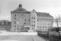 Bifangschulhaus in Olten, eingerichtet als Etappensanitätsanstalt - CH-BAR - 3238438.tif