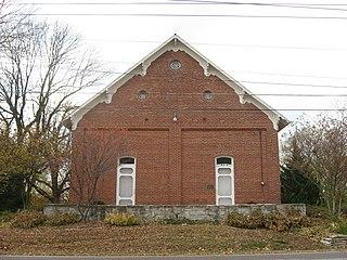 Big Run Baptist Church and Cemetery