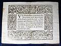 Biglietto a stampa per invito allo stravizzo del 15 settembre 1697, da accademia della crusca.JPG