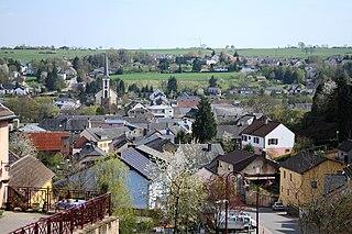 Bissen Commune in Mersch, Luxembourg