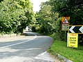Biker Crash Zone - geograph.org.uk - 1480194.jpg