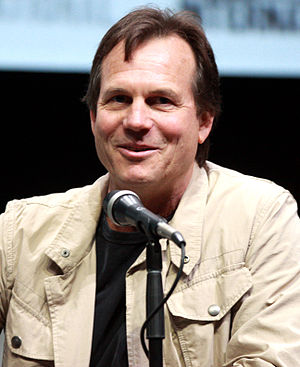 14th Saturn Awards - Bill Paxton, Best Supporting Actor winner.