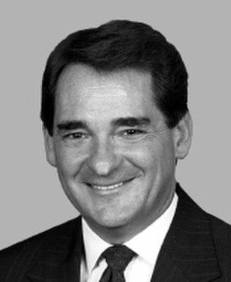 Louisiana gubernatorial election, 1987 - Image: Billy tauzin