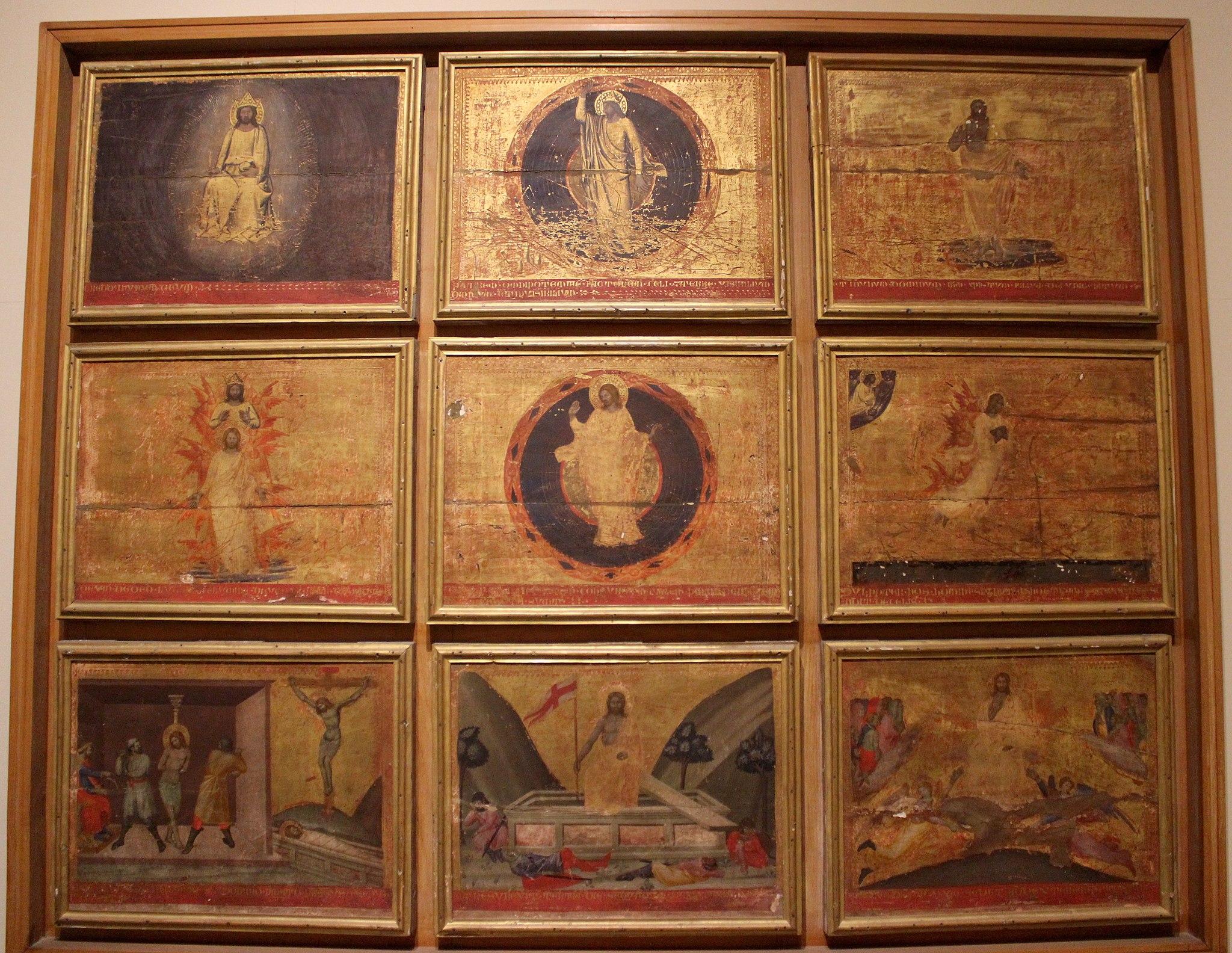 Siena, Museo dell'Opera del Duomo, Benedetto di Bindo, 1412 circa