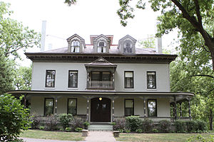 National Register of Historic Places listings in Jackson County, Missouri