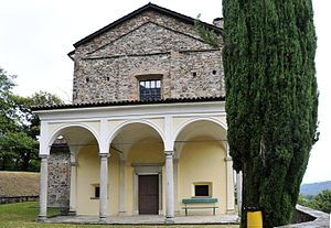 Bioggio - Chapel of S. Ilario