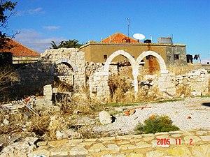Al-Bireh, Lebanon - The Elkadri family ruins