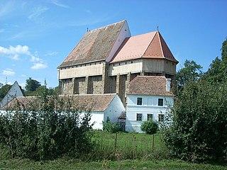 Brădeni Commune in Sibiu, Romania