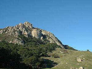 Bishop Peak (California) - Image: Bishop's Peak 2