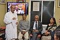 Biswatosh Sengupta Addresses - Opening Ceremony - PAD 5th Free Short Term Course On Photoshop - Kolkata 2018-02-10 1182.JPG