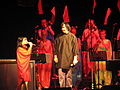 Björk and Antony Hegarty at Radio City Music Hall 2-May-2007.jpg
