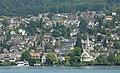 Blick vom Zürichsee auf Erlenbach (2009).jpg