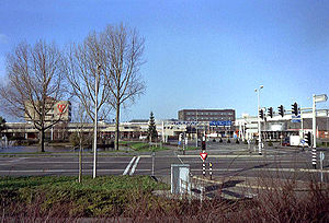 Royal FloraHolland - Royal FloraHolland headquarters in Aalsmeer
