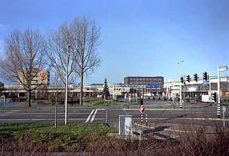Royal FloraHolland - Royal FloraHolland headquarters in Aalsmeer