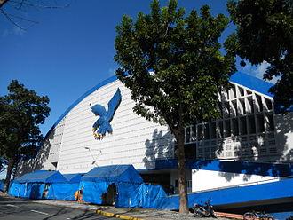 Blue Eagle Gym - Image: Blueeaglegymjf 1951 03