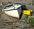 Boat and tackle, Donaghadee - geograph.org.uk - 935171.jpg