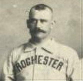 Bob Barr (1880s pitcher) - Image: Bob Barr 1889