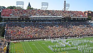 Georgia Tech Yellow Jackets - Bobby Dodd Stadium at Historic Grant Field