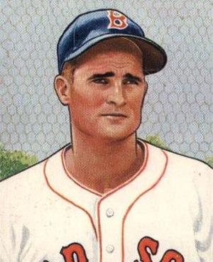 Bobby Doerr - Image: Bobby Doerr 1950 Bowman (cropped)