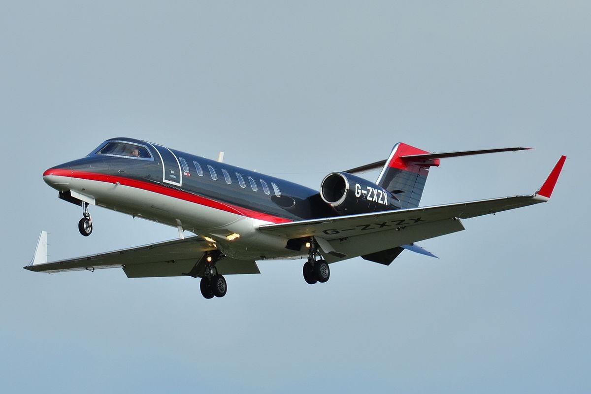 Learjet 45 - Wikipedia