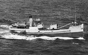 SS Bombo - Image: Bombo awm 303010 cropped