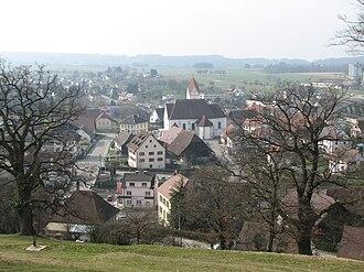 Boncourt, Switzerland - Boncourt town