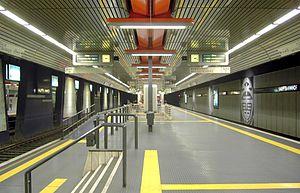 Bonn Hauptbahnhof - U-Bahn station