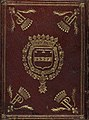 Book of Hours of Simon de Varie - KB 74 G37 - Back cover.jpg