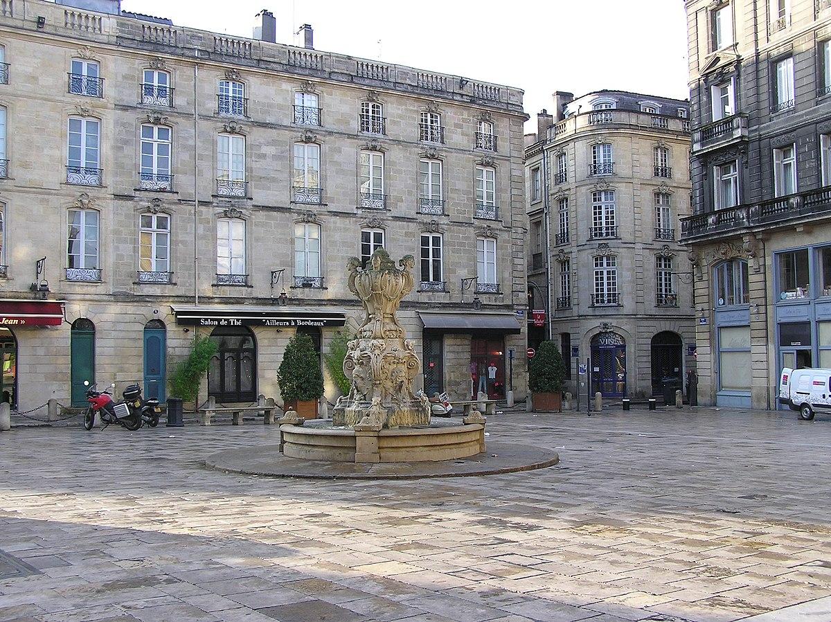 Bordeaux Centre Ville Grande Place