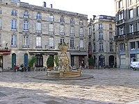 Bordeaux place du parlement 2.JPG