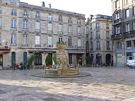 Image illustrative de l'article Place du Parlement (Bordeaux)