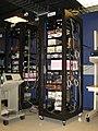 Boris - DARPA Quantum Network, in the BBN laboratory - IMG 2667.jpg