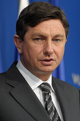 2012 Slovenian presidential election Slovenian presidential election of 2012