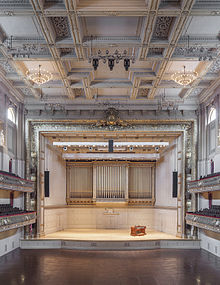 Symphony Hall Boston Wikipedia