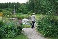 Botanisk hage på Svanvik, Svanhovd Miljøsenter - panoramio.jpg