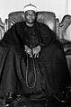 Boukar Alhadji Yerima Brahim, Sultan of Wandala, Mora, Cameroon.jpg