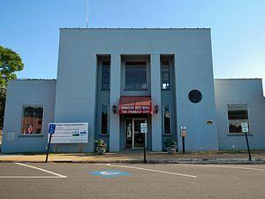 Bowdon, Georgia - Bowdon City Hall