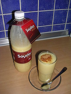 Boza Fermented grain-based beverage