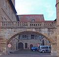 Brackenheim Schloss Hofeinfahrt 1840WA.jpg