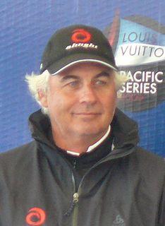 Brad Butterworth New Zealand Yacht Racer